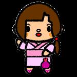 yukata-woman_02-handwrittenstyle