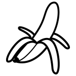 banana_open-blackwhite
