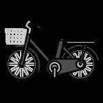 bicycle_02-monochrome