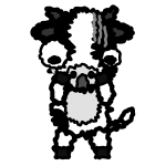 cow_fear-monochrome