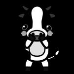 cow_glad-monochrome