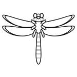 dragonfly_01-blackwhite