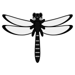 dragonfly_01-monochrome