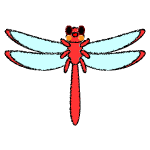 dragonfly_red-handwrittenstyle