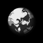 earth_space-monochrome