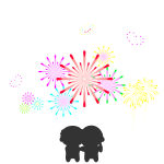 fireworks_display-couple-nonback