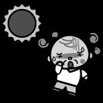 heatstroke_aged-monochrome