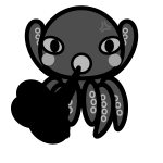 octopus_01-angry-monochrome