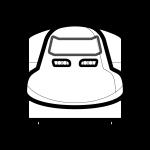 shinkansen_01-front-blackwhite
