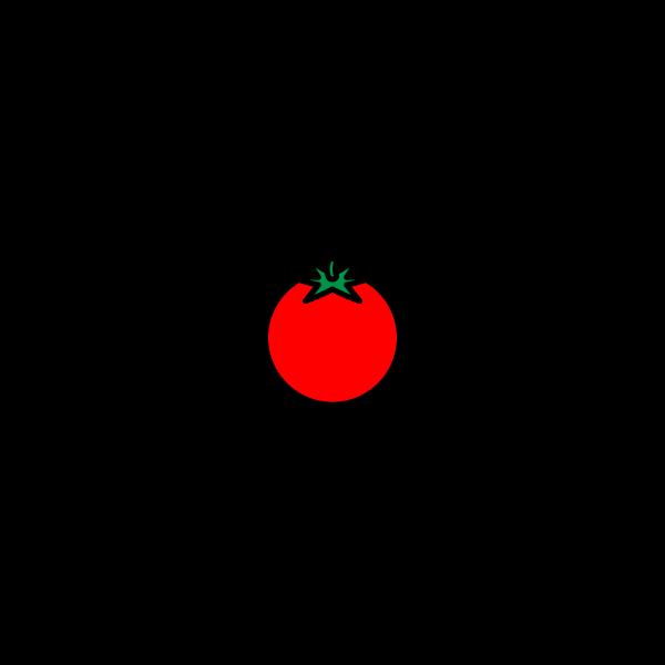かわいいミニトマトの無料イラスト・商用フリー