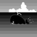 whale_01-sea-monochrome