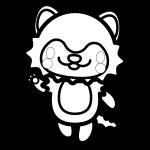 wolf_enjoy-blackwhite