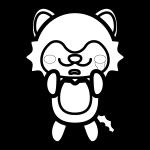 wolf_sad-blackwhite