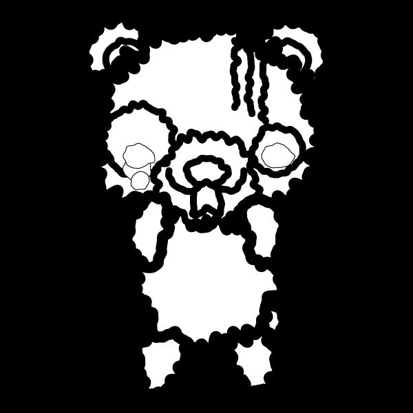 bear_fear-blackwhite