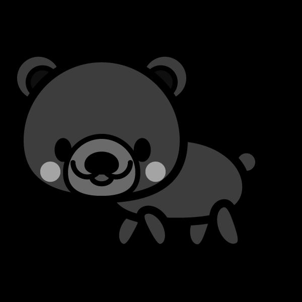 bear_side-monochrome