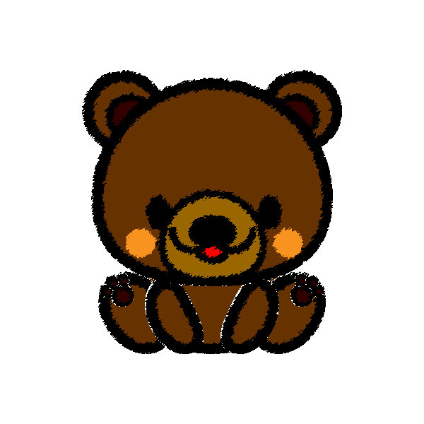 bear_sit-handwrittenstyle