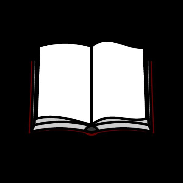 かわいい本の無料イラスト・商用フリー