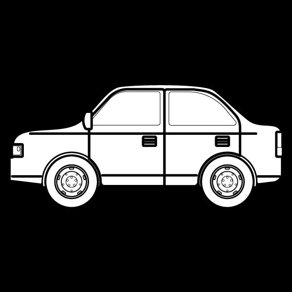 car_01-blackwhite