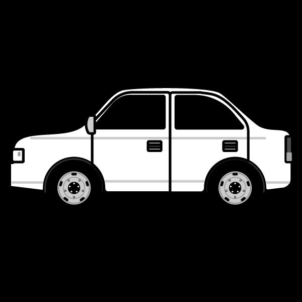 car_01-monochrome