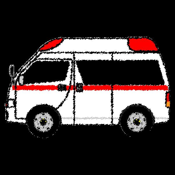 car_ambulance-handwrittenstyle