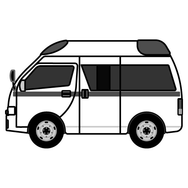 car_ambulance-monochrome