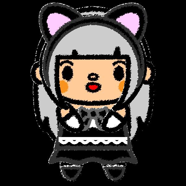 cat-ears-girl_02-handwrittenstyle