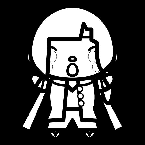 cheer_leader-l-blackwhite