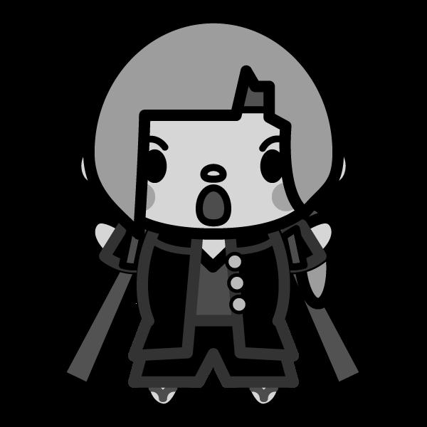 cheer_leader-l-monochrome
