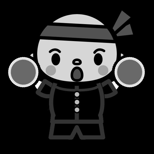 cheer_member-new-monochrome