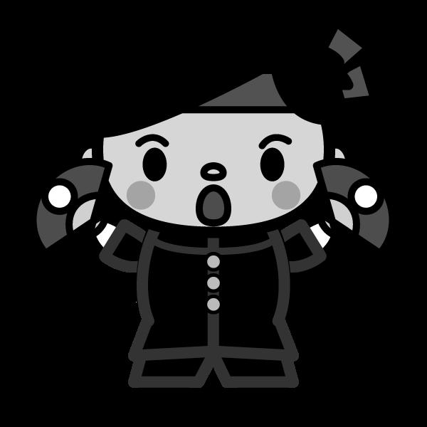 cheer_subleader-monochrome
