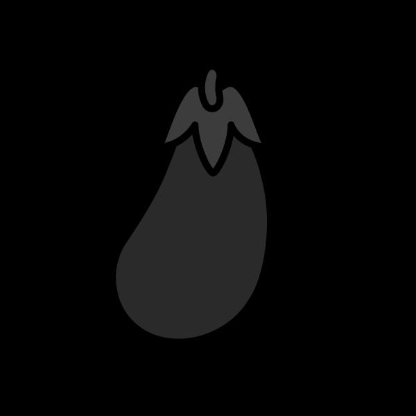 eggplant_01-monochrome