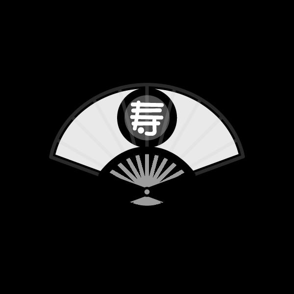 folding-fan_02-monochrome