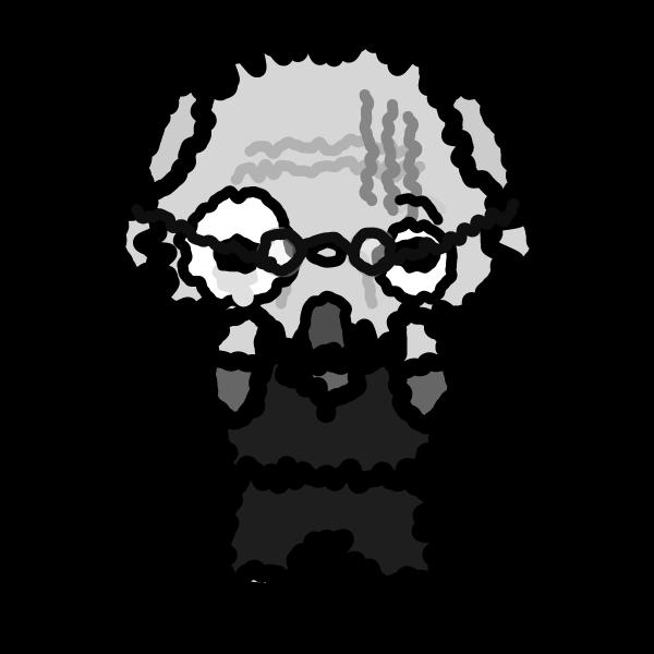 grandfather_fear-monochrome