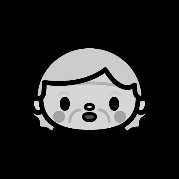 grandmother_face-monochrome