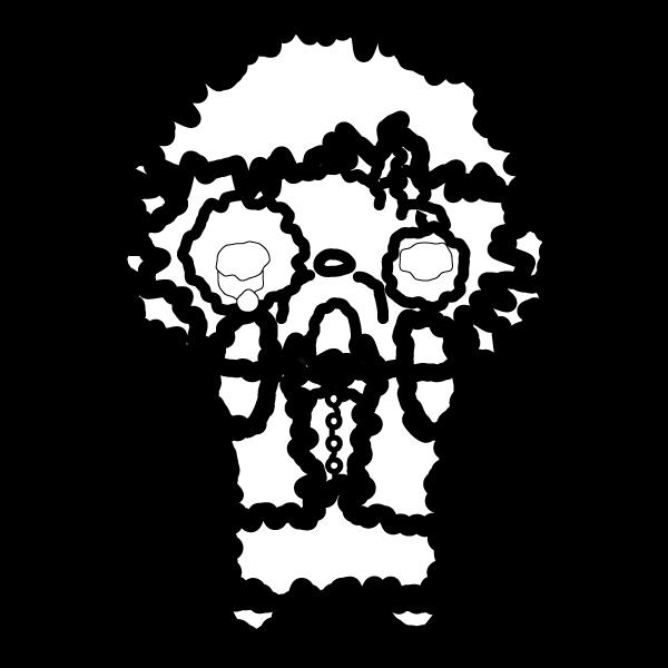 grandmother_fear-blackwhite