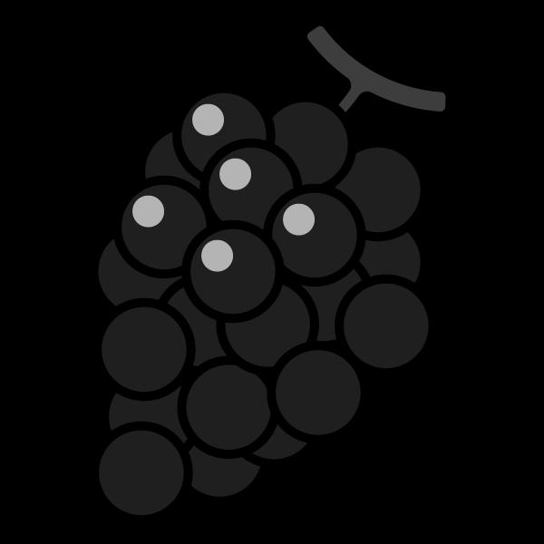 grape_01-monochrome