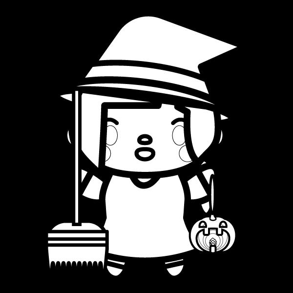 halloween_witch01-blackwhite