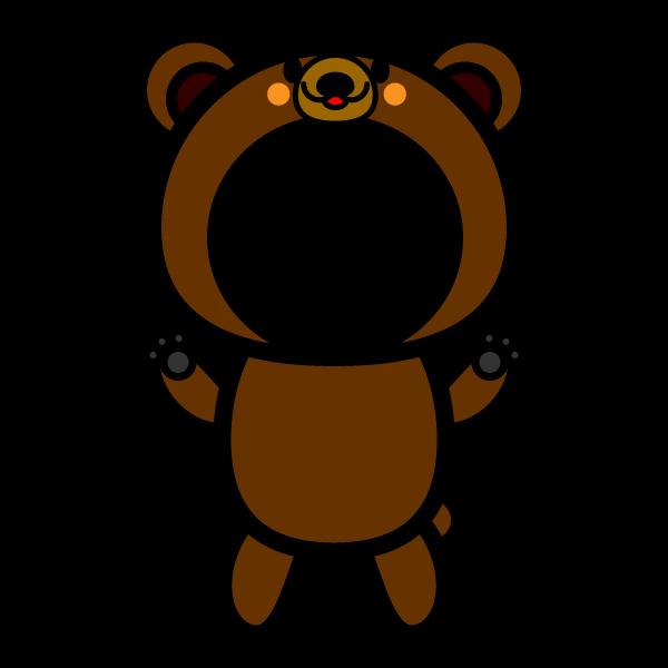 kigurumi_bear-round