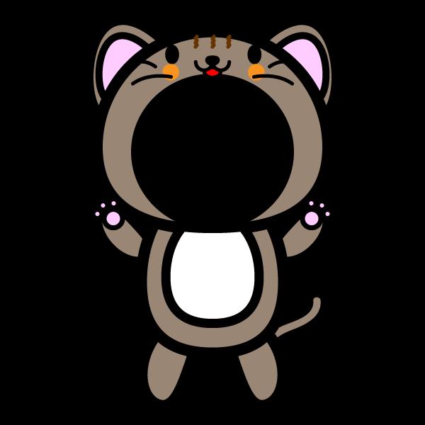 kigurumi_cat-round