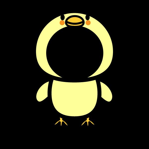 kigurumi_chick-round