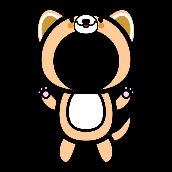 kigurumi_dog-round