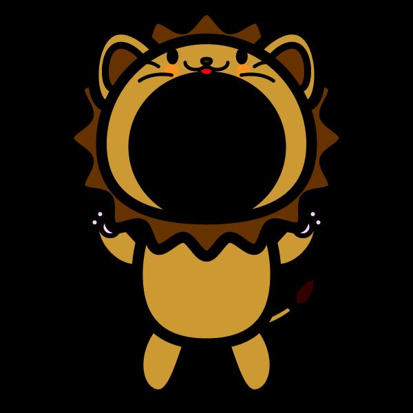 kigurumi_lion-round