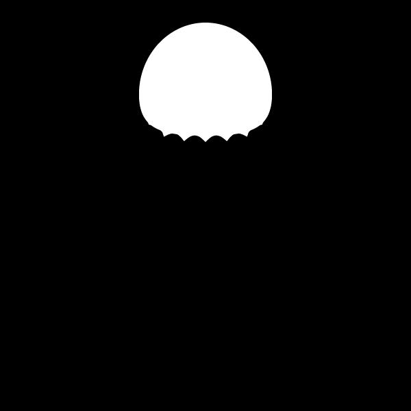 matsutake-mushroom_01-blackwhite