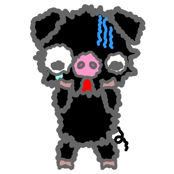 pig_black-fear
