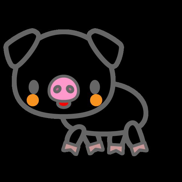 pig_black-side