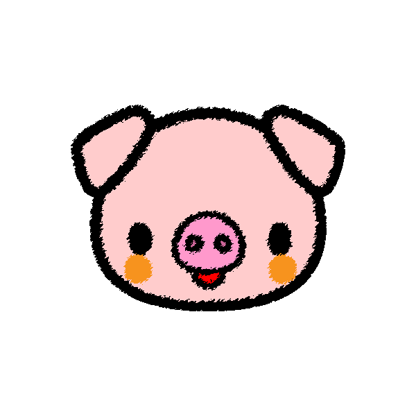 pig_face-handwrittenstyle