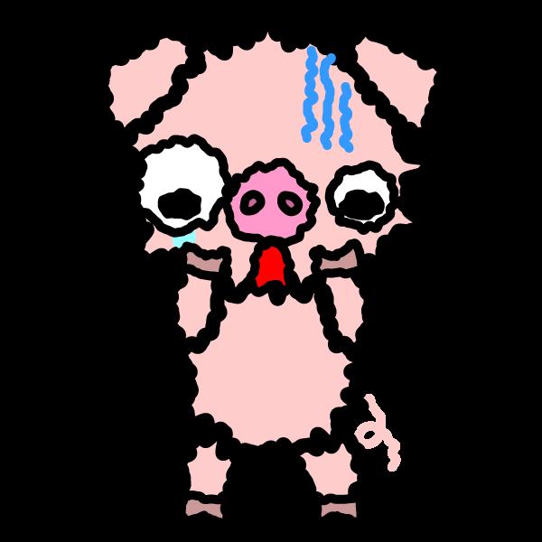 pig_fear