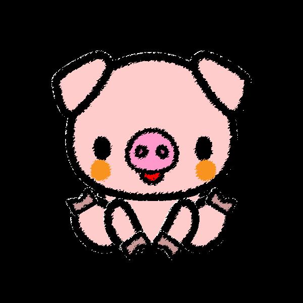 pig_sit-handwrittenstyle