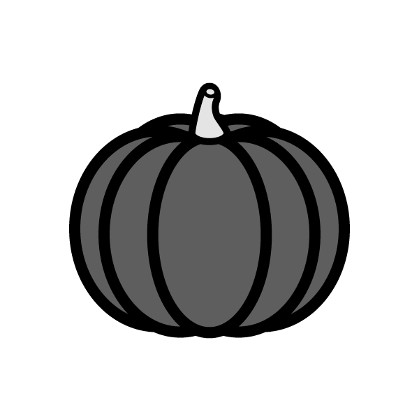 pumpkin_01-monochrome
