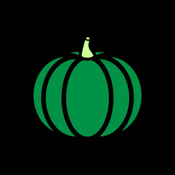かわいいかぼちゃの無料イラスト・商用フリー